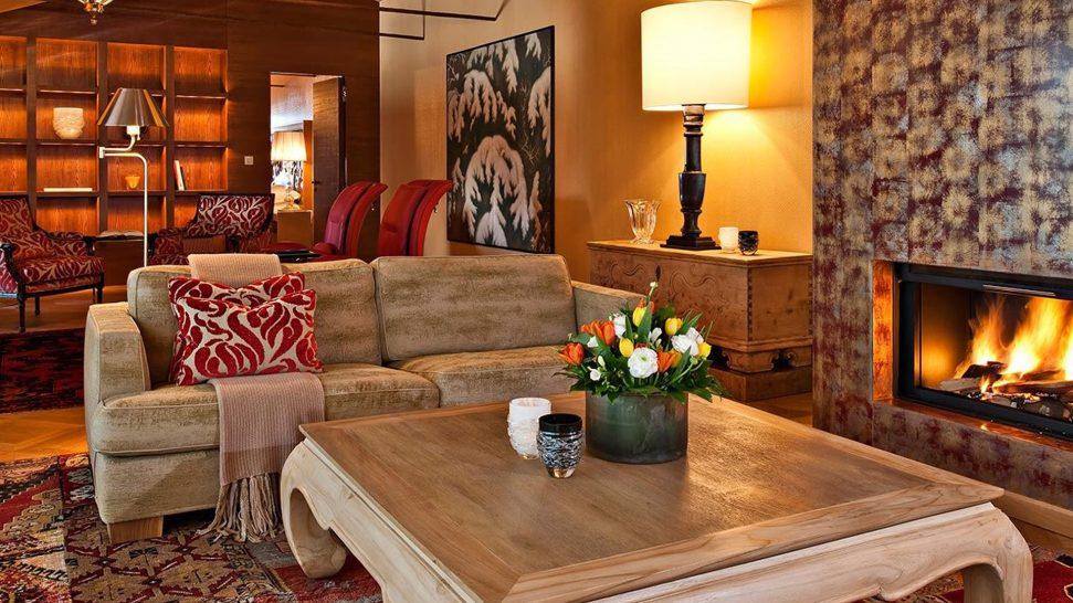 Carlton Hotel St. Moritz Carlton Penthouse