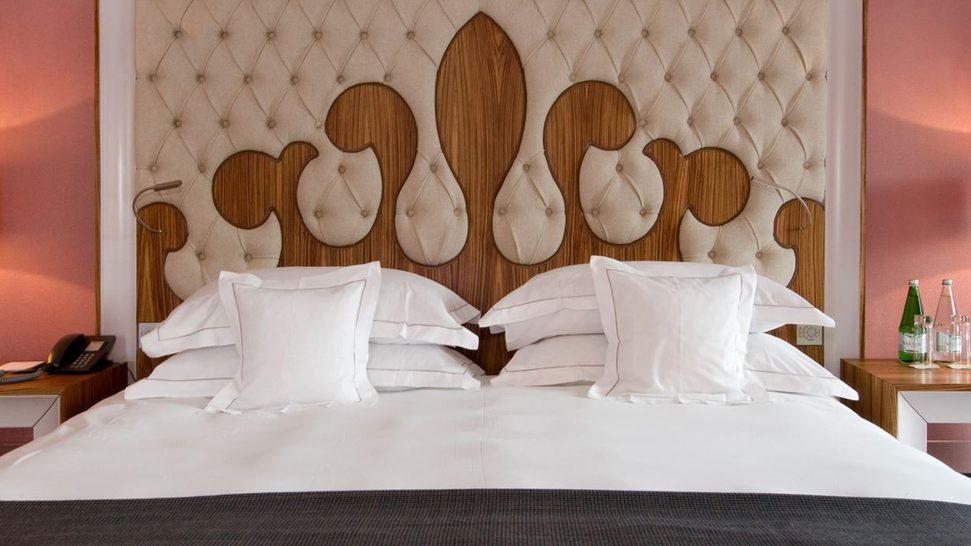 Carlton Hotel St. Moritz Deluxe Double Room