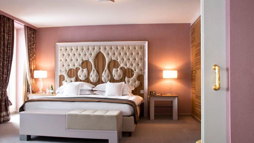 Carlton Hotel St. Moritz Deluxe Family Suite