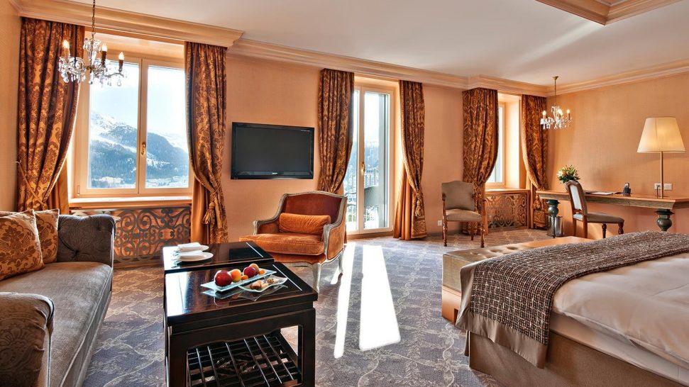 Carlton Hotel St. Moritz Junior Suites