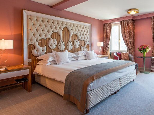 Carlton Hotel St. Moritz Suites
