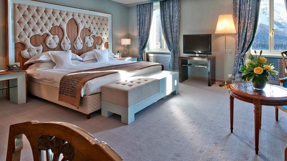 Carlton Hotel St. Moritz junior suite 45