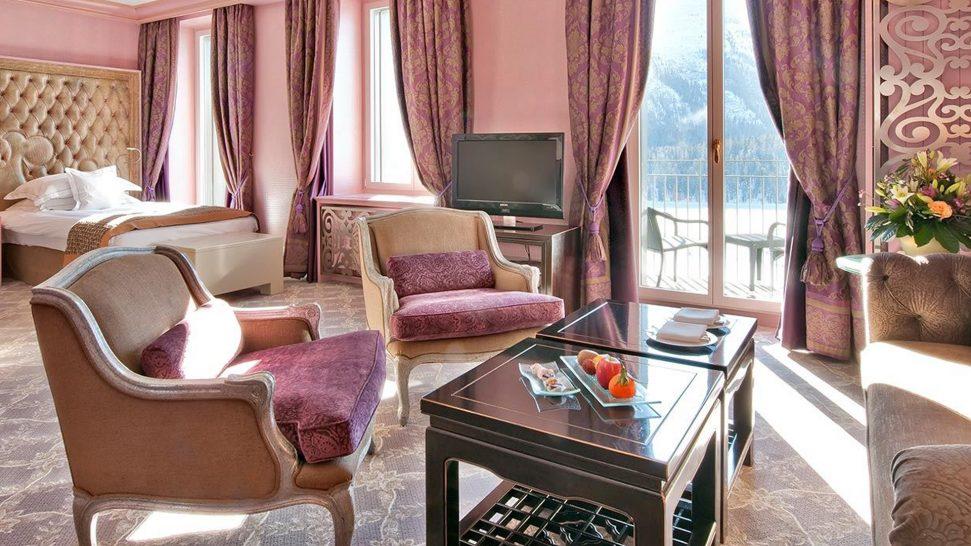 Carlton Hotel St. Moritz junior suite 55