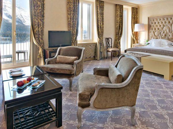 Carlton Hotel St. Moritz junior suite 65