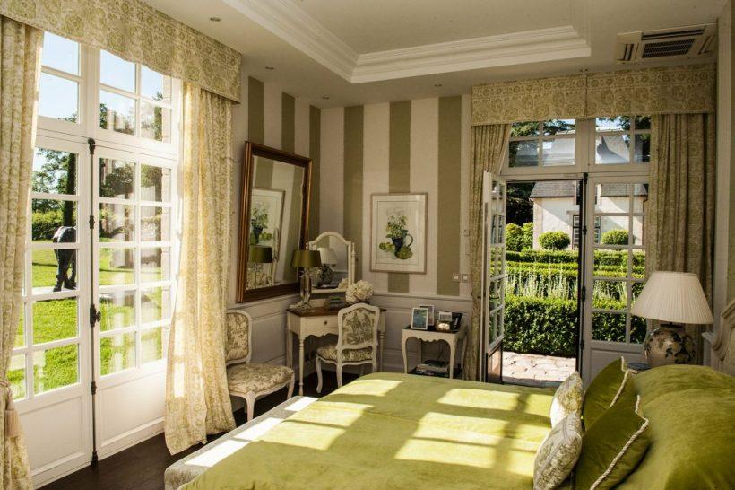 Chateau du Coudreceau Estates Monet Suite