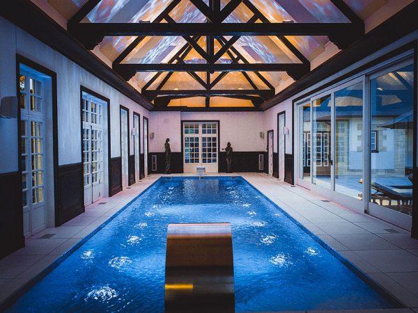 Chateau du Coudreceau Estates Swimming Pool