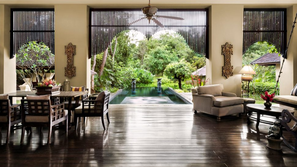 Chiang Mai Four Bedroom Residence Villa With Pool