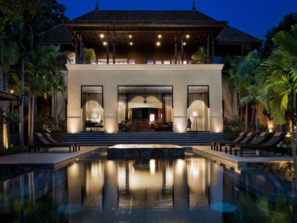 Chiang Mai Lobby Night View