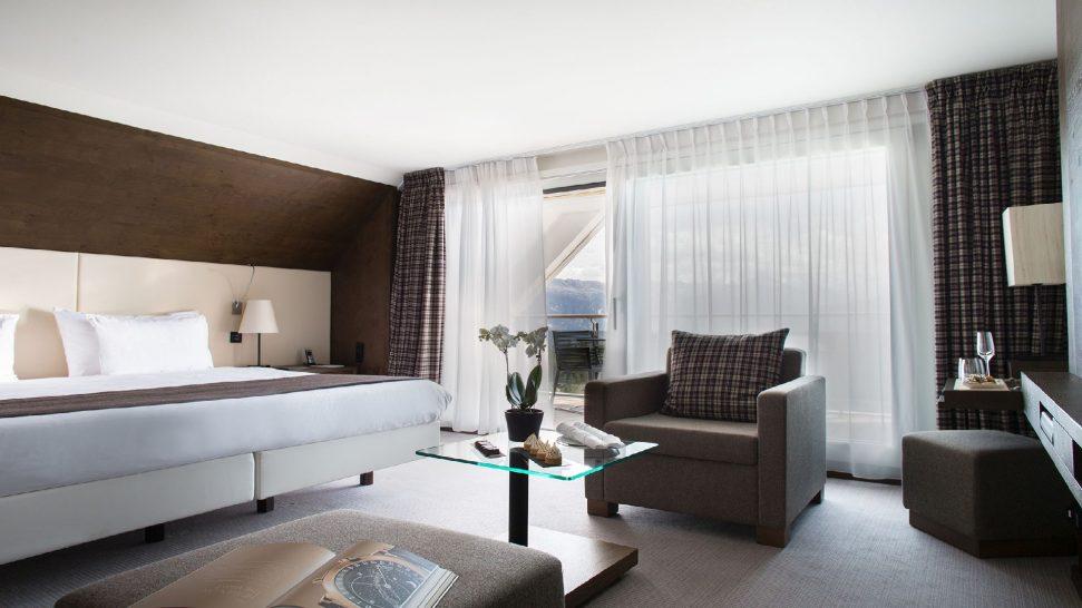 Crans Ambassador Alpina Prestige Room