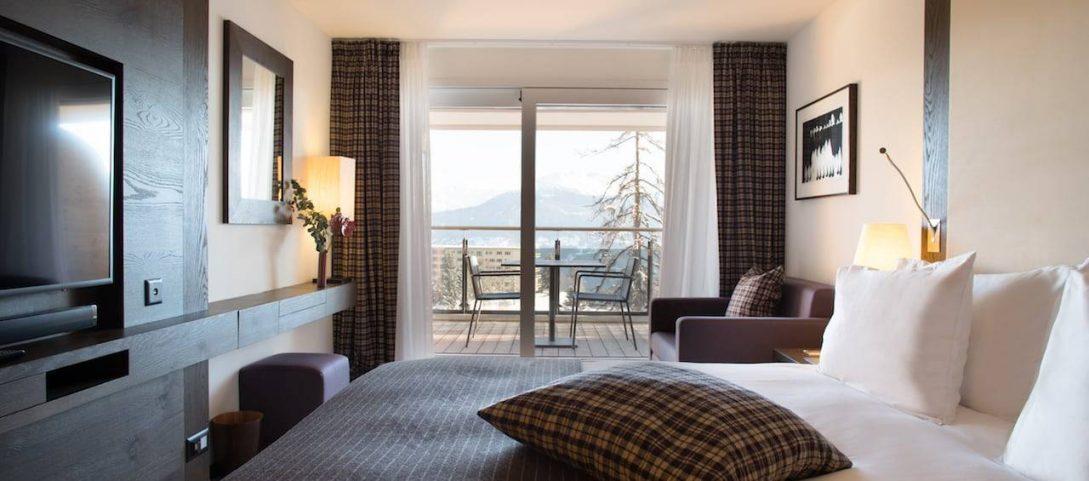 Crans Ambassador Alpina Room