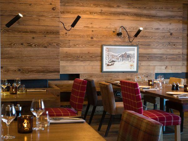 Crans Ambassador Restaurant Le Carnotzet