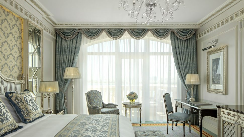Emerald Palace Kempinski Dubai Deluxe Room Garden View