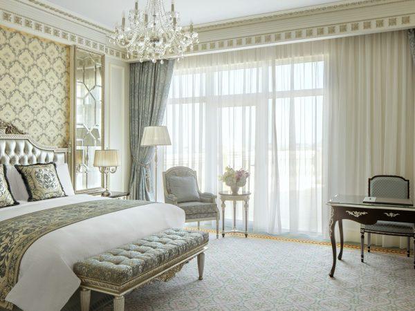 Emerald Palace Kempinski Dubai Deluxe Room Ocean View
