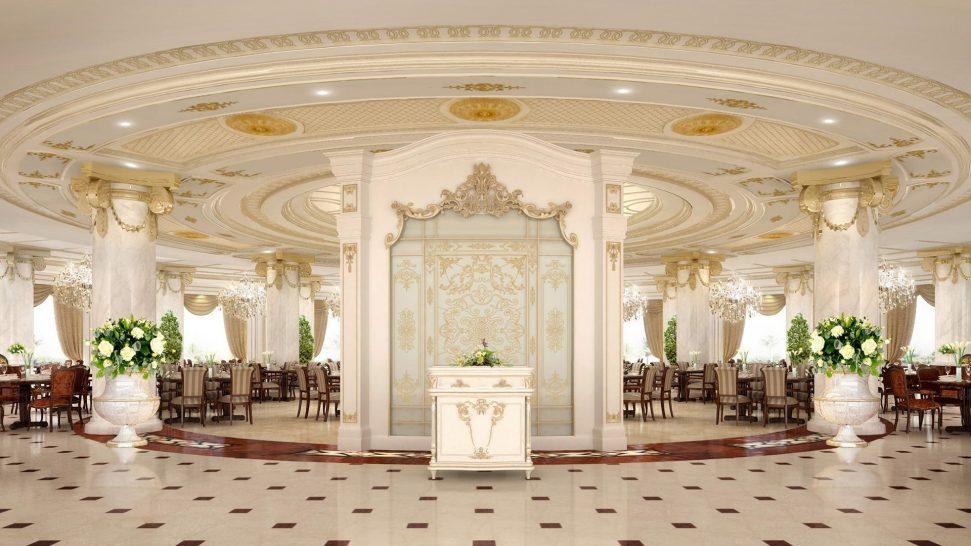 Emerald Palace Kempinski Dubai Le Jardin