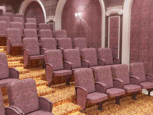 Emerald Palace Kempinski Dubai Private Cinema