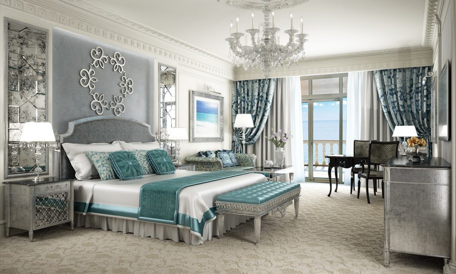 Emerald palace kempinski dubai ocean view deluxe room