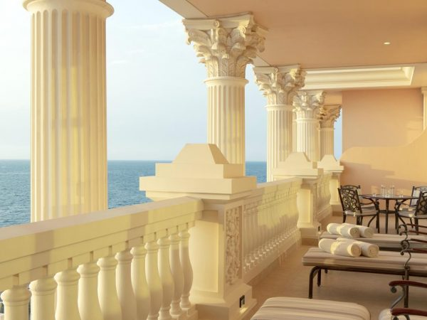 Emerald Palace Kempinski Dubai One Bedroom Suite With Ocean View Balcony
