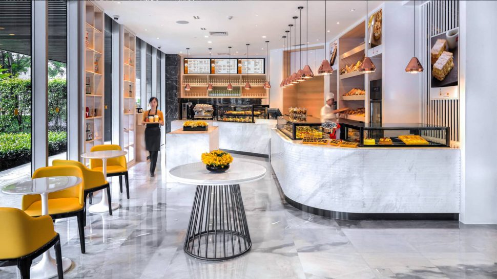 Four Seasons Hotel Guangzhou Dolcetto by Caffe Mondo