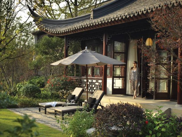Four Seasons Hotel Hangzhou at Royal West Lake Villa