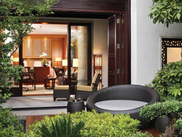 Four Seasons Hotel Hangzhou at West Lake Garden Terrace Room
