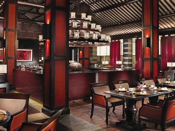 Four Seasons Hotel Hangzhou at West Lake Jinsha Hall