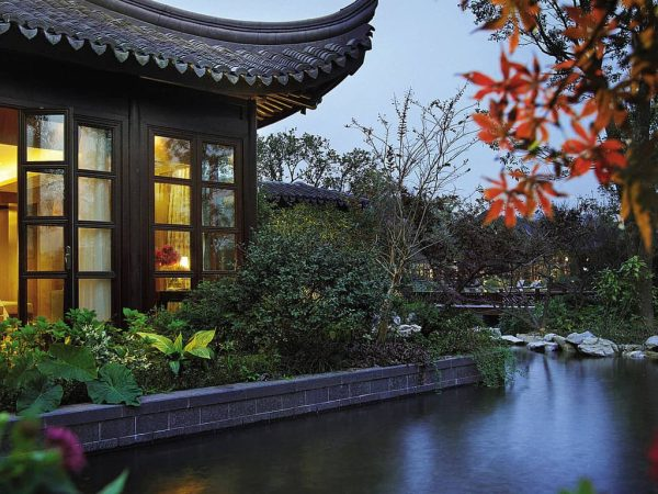 Four Seasons Hotel Hangzhou at West Lake Lakeview Villa