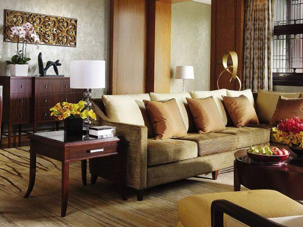 Four Seasons Hotel Hangzhou at West Lake Lotus Suite