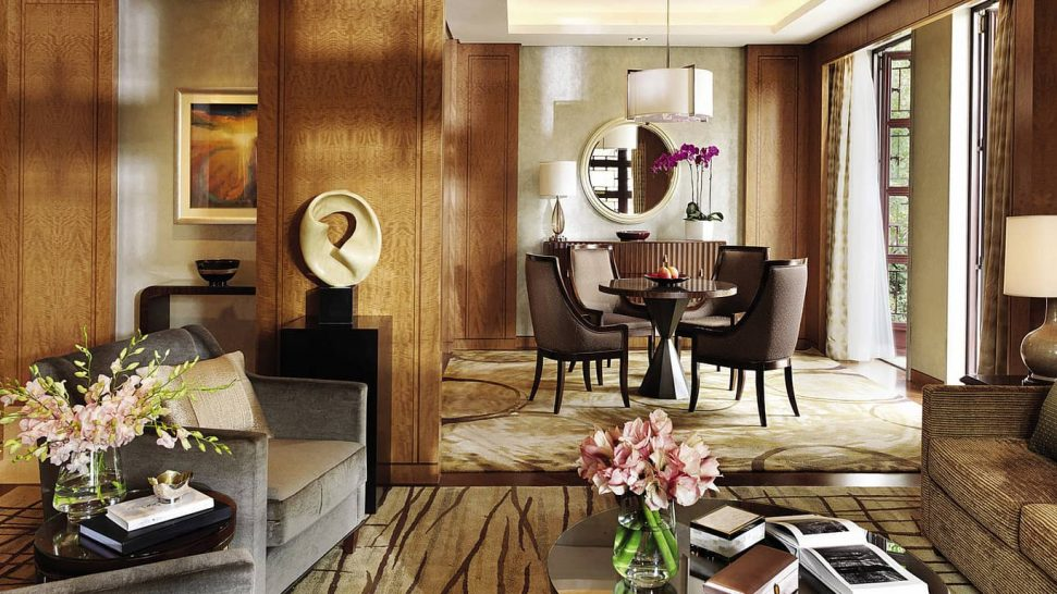 Four Seasons Hotel Hangzhou at West Lake Lagoon Villa