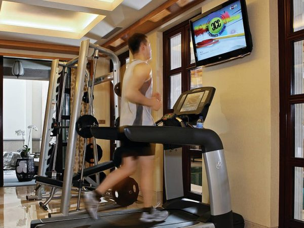 Four Seasons Hotel Hangzhou at West Lake fitness facility
