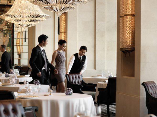 Four Seasons Hotel Hong Kong Caprice