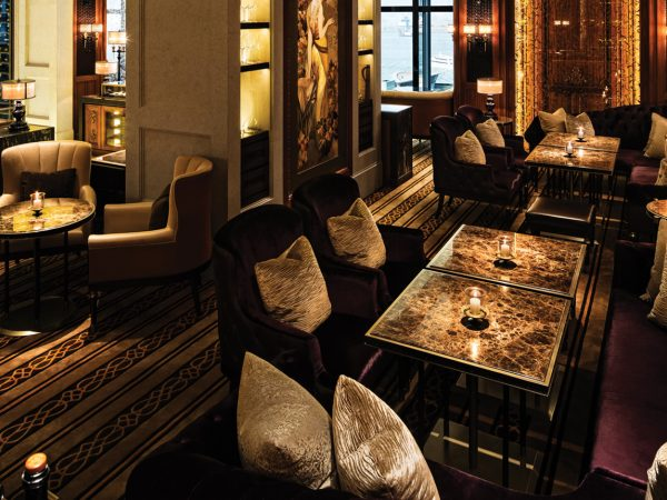 Four Seasons Hotel Hong Kong Caprice Bar