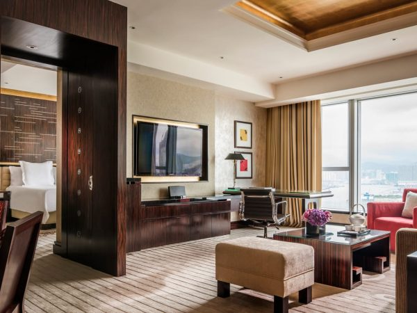 Four Seasons Hotel Hong Kong Harbour View Suites