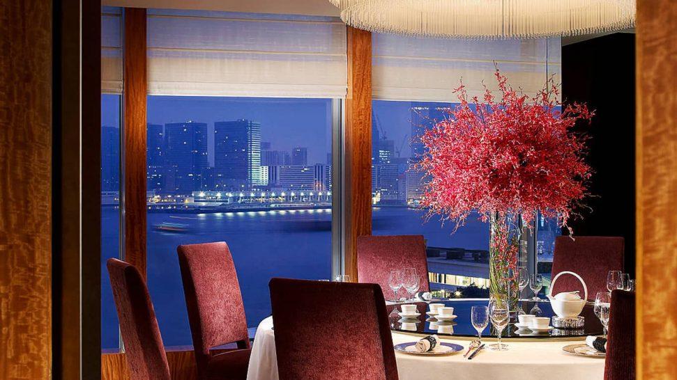 Four Seasons Hotel Hong Kong Lung KIng Heen