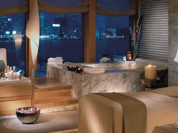Four Seasons Hotel Hong Kong Spa