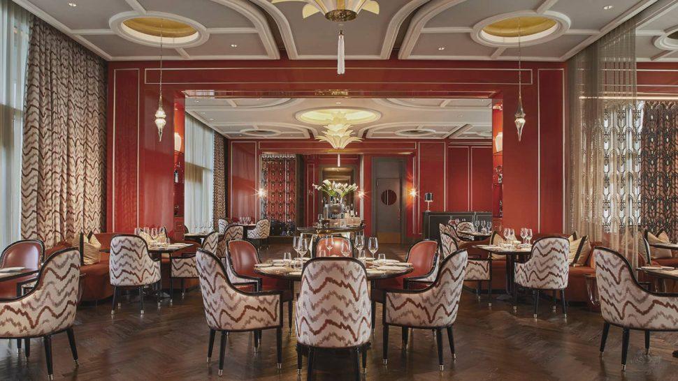 Four Seasons Hotel Jakarta Alto Restaurant and Bar