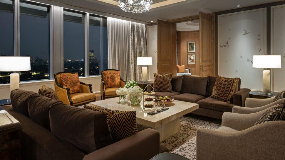 Four Seasons Hotel Jakarta Ambassador Suite