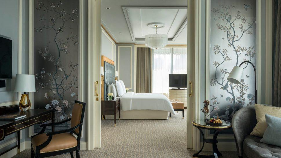 Four Seasons Hotel Jakarta Club Premier Suite
