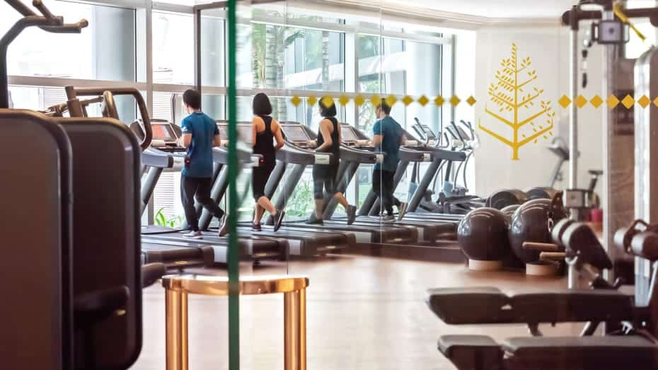 Four Seasons Hotel Jakarta Gym