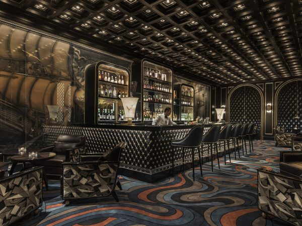 Four Seasons Hotel Jakarta Nautilus Bar