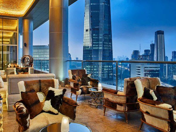Four Seasons Hotel Jakarta Outside View