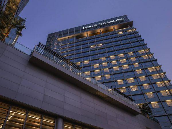 Four Seasons Hotel Jakarta Overview