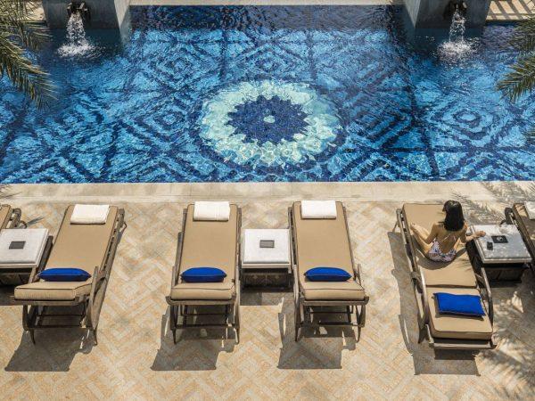 Four Seasons Hotel Jakarta Pool View