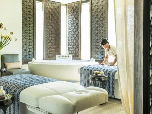 Four Seasons Hotel Jakarta Spa