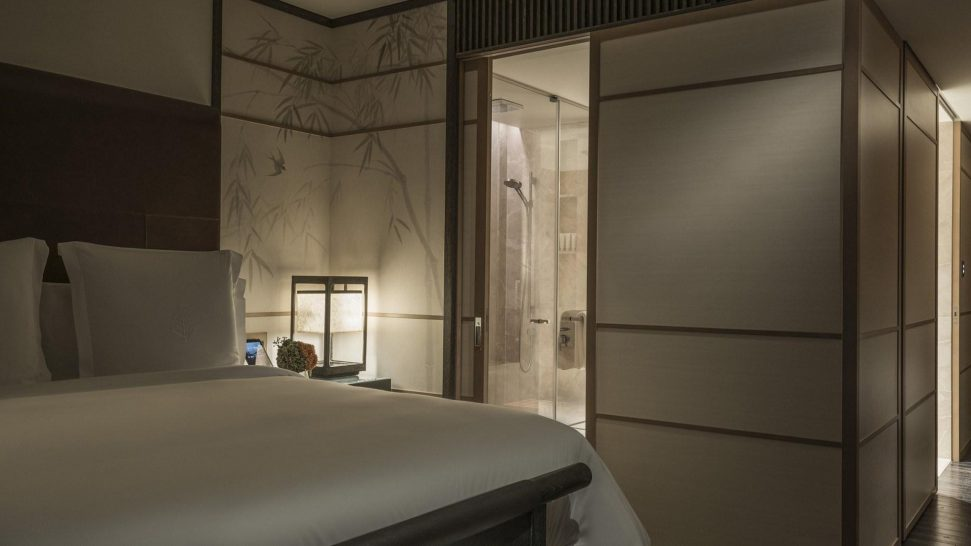 Four Seasons Hotel Kyoto Deluxe Room