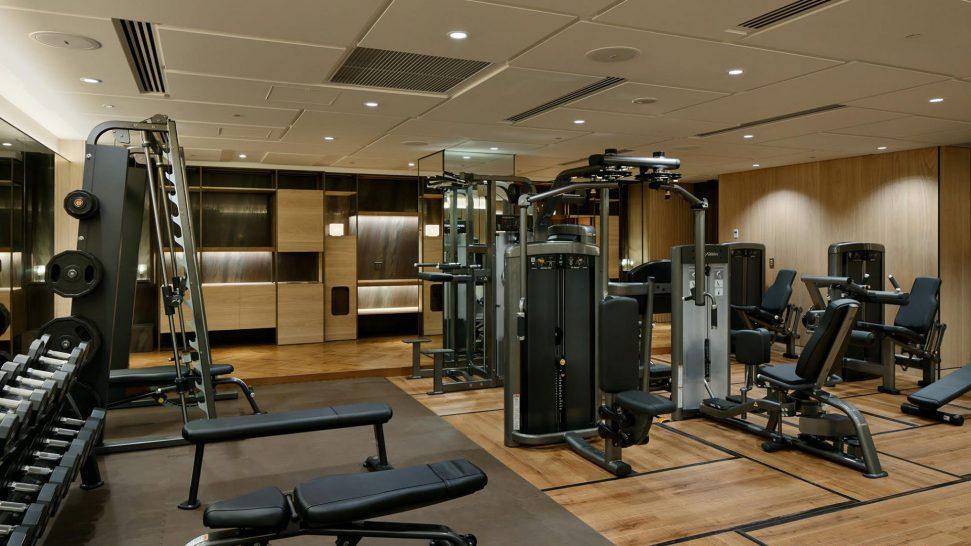 Four Seasons Hotel Kyoto Fitness facilities