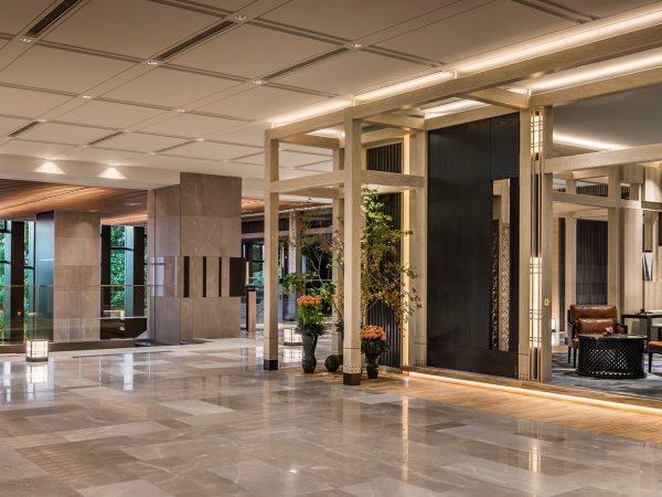 Four Seasons Hotel Kyoto Lobby