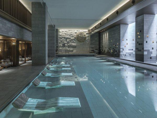 Four Seasons Hotel Kyoto Pool