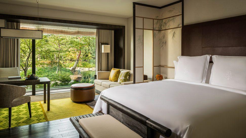 Four Seasons Hotel Kyoto Premier Garden View Room