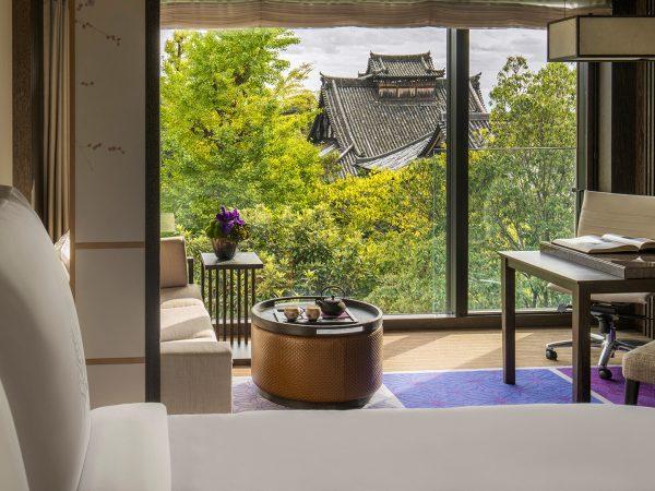 Four Seasons Hotel Kyoto Premier Kyoto View Room
