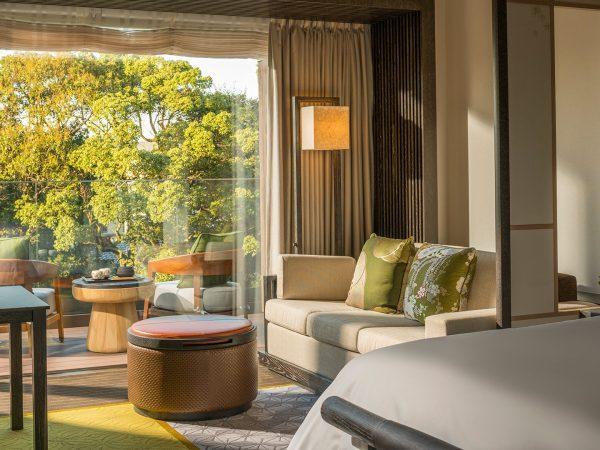 Four Seasons Hotel Kyoto Premier Room